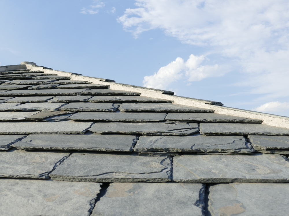 What Is The Benefits Of A Slate Roof? - Homepro Roofing