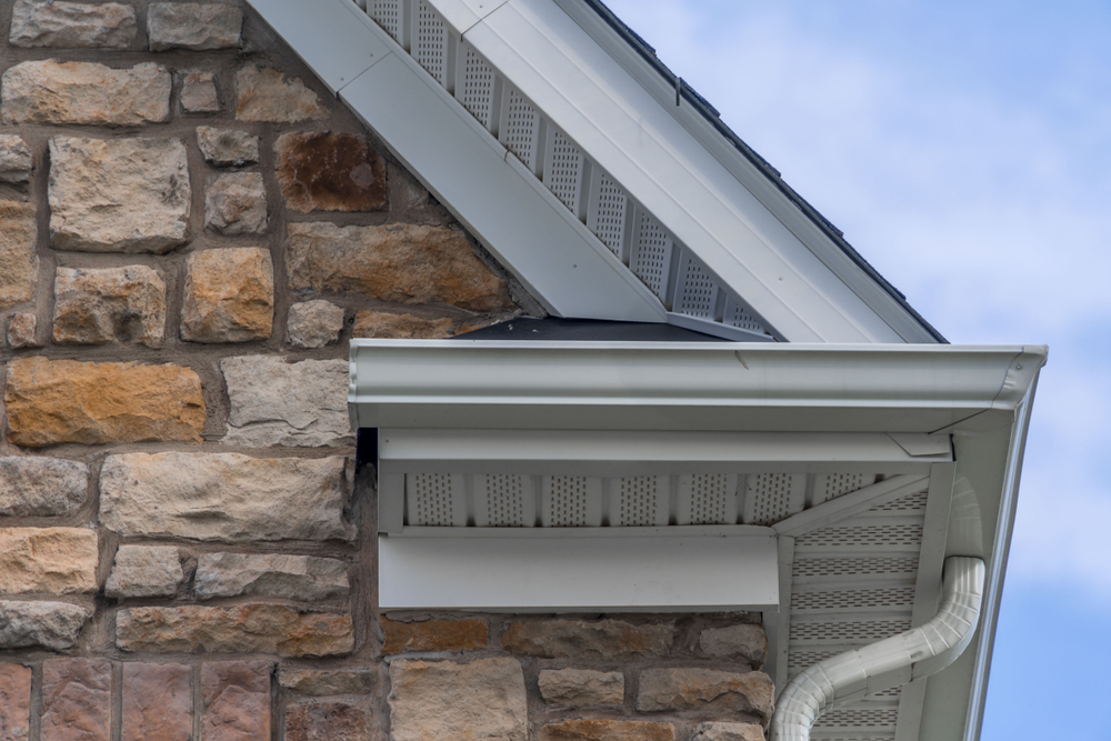 What Are Fascias And Soffits? - Home-Pro Roofing